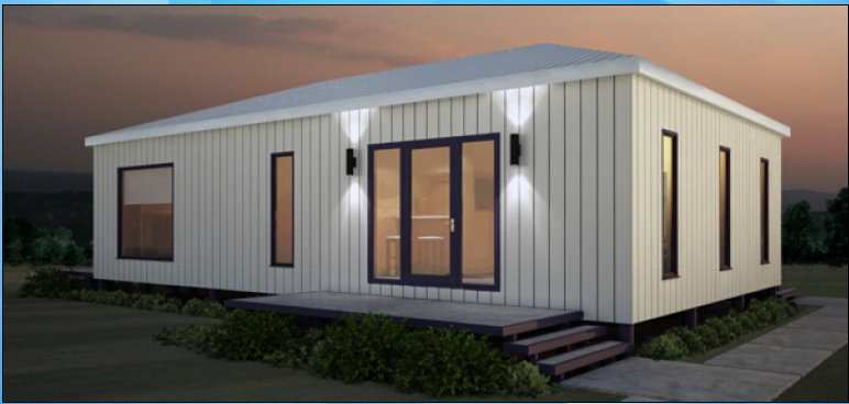 Nexus Container Home - 960 sf