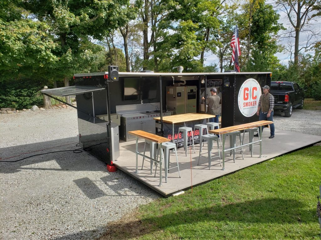 20 ft Pop Up Container Cafe